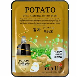 POTATO: PATATES MASKESİ